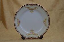 "Fine China of Japan Floral Pattern 7.25"" Plate"