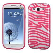 Fundas transparentes Para Samsung Galaxy S para teléfonos móviles y PDAs