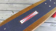 G&S Gordon & Smith Stacey Peralta Warp Tail Warptail Skateboard Deck Sticker