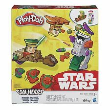 Playdoh Star Wars Endor Forest Battle Action Figure Ages 3+ New Toy Can Heads