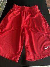 Nike Dri-Fit Mens Football Sport Training Football Soccer Shorts Original Size M
