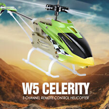 Genuine Syma W5 3 Channel RC Helicopter Infrared Control Aircraft Gyro Kid Gift