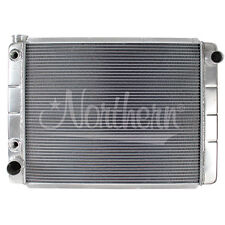 """209631 Northern Race Pro Aluminum Radiator Ford Mopar 31""""x16.5"""" with Oil Cooler"""