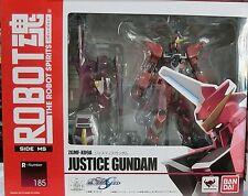 Bandai Robot Spirits 185 ZGMF-X09A Justice Gundam action figure in stock!