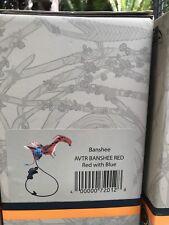 Disney Pandora Avatar Interactive Banshee Rookery Red / Blue New WITH Perch