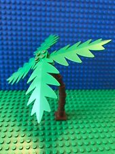 Palmier LEGO Palm with leaves # 2518 # 6270 6278 6264 6260 6396 6418 6411 6410
