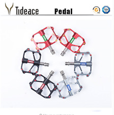 Alloy Mountain Bike Cycling Pedals Aluminum Alloy MTB Sealed Bearing Pedals OEM