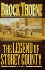 The Legend of Storey County: A Novel, Thoene, Brock,0785280707, Book, Good