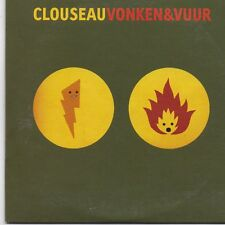 Clouseau-Vonken&Vuur cd single