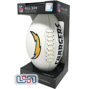 San Diego Chargers NFL Signature Series Official Licensed Football - Full Size