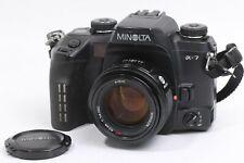 Minolta α-7 alpha 7 / AF 50mm f/1.4 (4992)