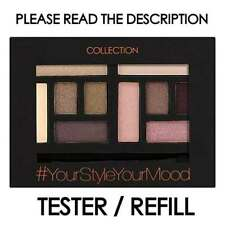 REFILL COLLECTION YOUR STYLE YOUR MOOD EYESHADOW EYE SHADOW PALETTE