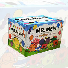 Mr Men 50 Books Box Set The Complete Children Collection By Roger Hargreaves New
