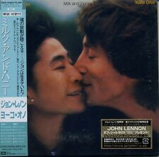 JOHN LENNON & YOKO ONO Milk And Honey + 4 bonustrack Japan Mini LP CD TOCP-70400