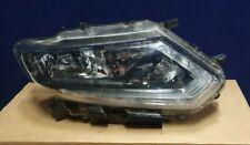 GENUINE NISSAN X TRAIL T32 O/S DRIVER HALOGEN LED DRL HEADLIGHT 13-17