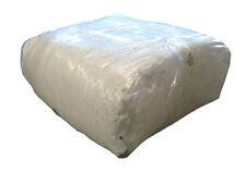 Trikotreste Putzlappen hell 10kg saugstarke Qualität Baumwolllappen Frotteelappe