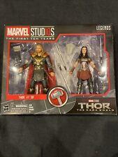 Toy Biz Marvel Legends Thor & Lady Sif  6?Figure Set