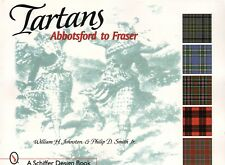 TARTANS - Abbotsford to Fraser by Johnson & Smith, New Book, $0 Shipping