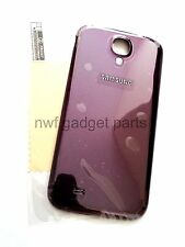 OEM Samsung S4 Purple i9500 i545 i337 L720 M919 Battery Back Cover + S/P  US~FL
