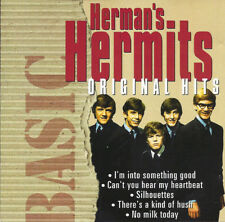 Original Hits by Herman's Hermits (CD, Disky (Netherlands))