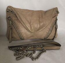 SABA Leather Clutch/Cross Body/Shoulder Bag / Handbag
