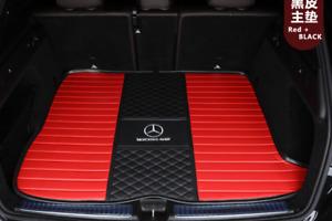 For Mercedes-Benz-GL-GLA-GLB-GLC-GLS-GLK-2007-2021Car trunk mat