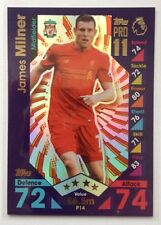 Liverpool Football Trading Cards Match Attax Game Original