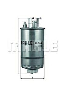 MAHLE Fuel Filter For FIAT FORD Doblo Cargo Mpv Fiorino Grande Punto Ka 1578143