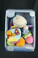 Disney Baby Winnie The Pooh Eeyore Tunes Plush Learning Musical Toy Gift Set New