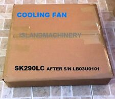 KOBELCO EXCAVATOR COOLING FAN  SK290LC DYNAMIC ACERA  AFTER S/N LB03U0101