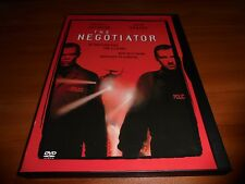 The Negotiator (DVD Widescreen 1998)  Samuel L. Jackson, Kevin Spacey Used