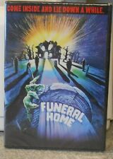 FUNERAL HOME AKA Cries in the Night (DVD 2012) RARE 1980 HORROR THRILLER NEW