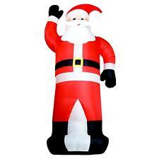 weihnachtsmann xxl in weihnachtliche figuren g nstig. Black Bedroom Furniture Sets. Home Design Ideas