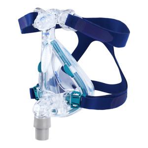 ResMed Mirage Quattro CPAP Full Face Maske bei Schlafapnoe, Anti Schnarch, OVP