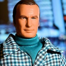 "☆ Vintage Kenner ☆ Oscar Goldman 13"" Figure Richard Anderson SMDM In VGC ☆"
