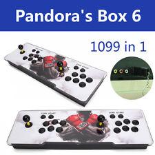 1099 Video Games in 1 Pandora's Box 6 Home Arcade Console Retro Gamepad HDMI USB