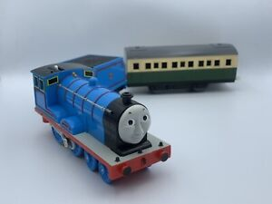 Tomy Trackmaster Plarail Edward and the Express *NEAR-MINT*