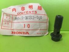 Honda NOS.VF750, VF1000, BOLT OIL CONTROL  Part Number 90045-MB2-000