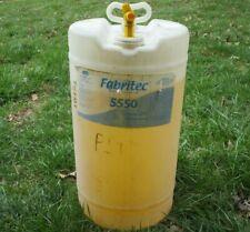 Fabritec 5550 Dry Clean Solution Detergent 15 Gallon Barrel
