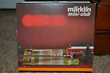 Marklin 8992 (Miniclub Z) - EMPTY BOX & Packing ONLY - for Z Crossing Gates