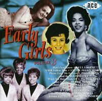 Various Artists - Early Girls 3 / Various [New CD] UK - Import