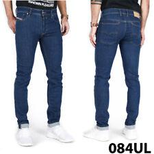 2.Wahl Diesel Herren Slim Skinny Fit Röhren Stretch Jeans Sleenker 084UL W32 L32