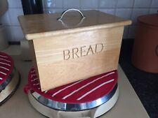 Lovely Wooden Bread Bin