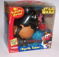 Star Wars Mr Potato Head Darth Tater Playskool 2004 Hasbro NIB
