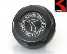 Tappo del carburante aluminio KITACO Honda PCX125 / PCX150 Nero 850-0600020