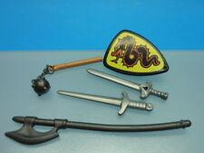 Playmobil Schild + Waffen aus Set 4441 Abenteuer Ritter Magic (L-0088)