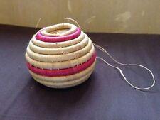 Straw African Decorative Baskets