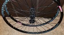 Niner Bikes 29 Inch wheelset *142x12mm Rear *110x15mm Front *Shimano Free Hub