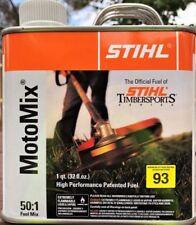 1 Quart 32oz MotoMix PREMIX Two Stroke FUEL High Performance STIHL 7010 871 0203