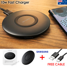 Genuine Samsung Galaxy S20 A20 A20e A21 A10 Charger Fast Wireless Charging Pad